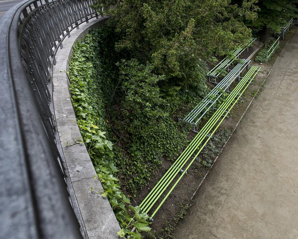 Image - Team: 1 0 0 Landschaftsarchitektur - Thilo Folkerts Berlin (D) & GRUE - Marie Alléaume Paris (F) Nathanaelle Baës-Cantillon Bruxelles (B) - Photo: Anne-Laure Lechat