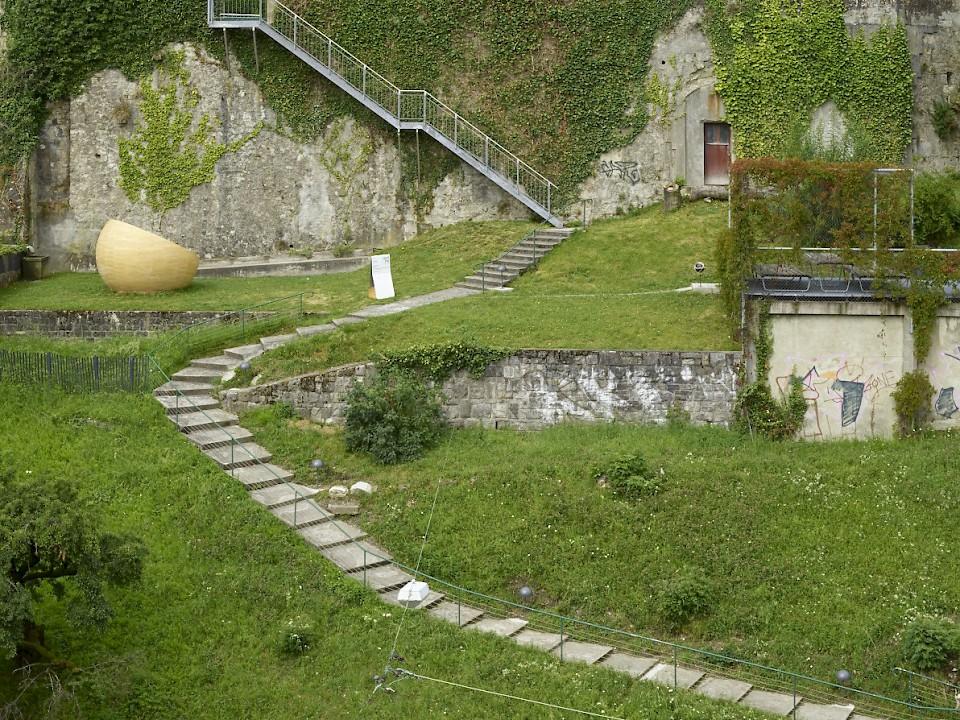 Image - Team: Service des parcs et domaines sur une idée de Michel Dusautoy - Photo: Milo Keller
